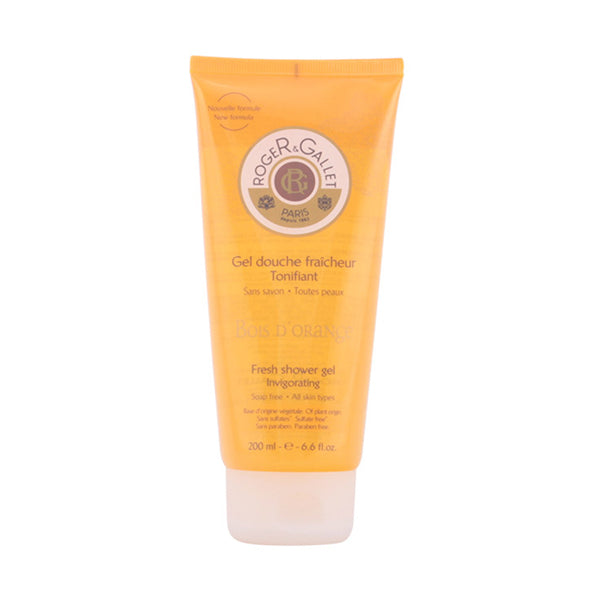 Shower Gel Bois D'orange Roger & Gallet