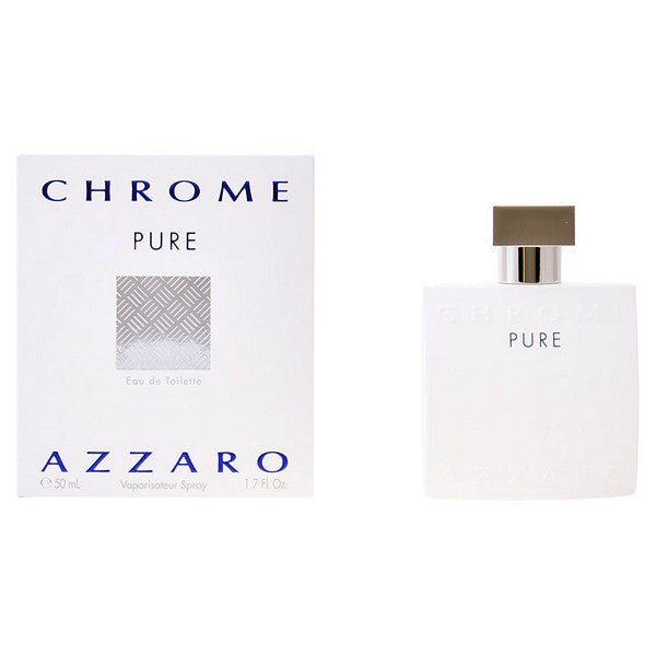 Men's Perfume Chrome Pure Azzaro EDT