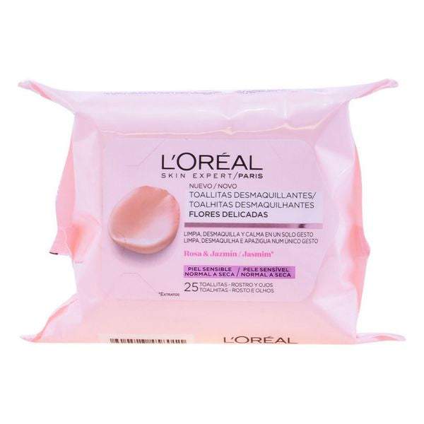 Make Up Remover Wipes L'Oreal Make Up