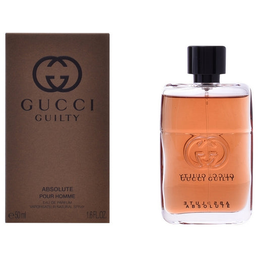 Men's Perfume Gucci Guilty Absolute Gucci EDP