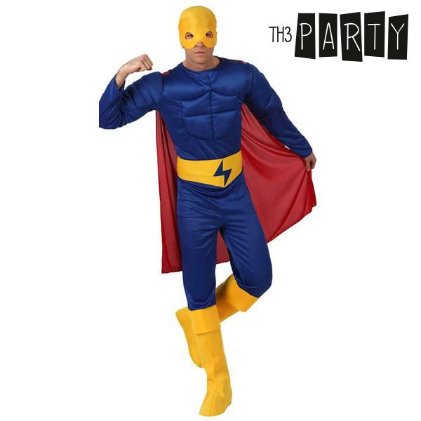 Costume for Adults Th3 Party Muscular hero