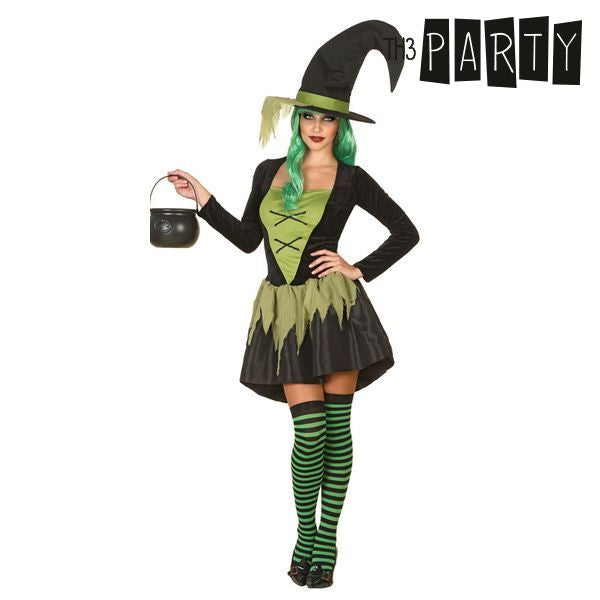 Costume for Adults Witch Green