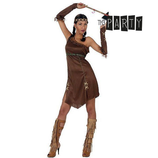 Costume for Adults 5119 Indian woman