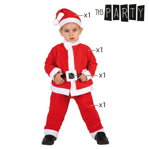 Costume for Children Father christmas