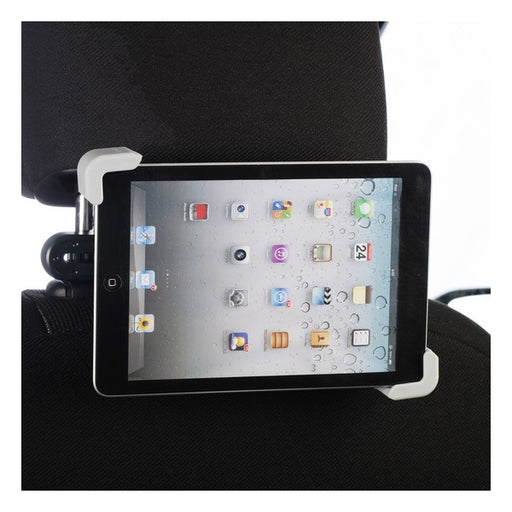 Tablet Mount 360º NGS Crane Tower Black