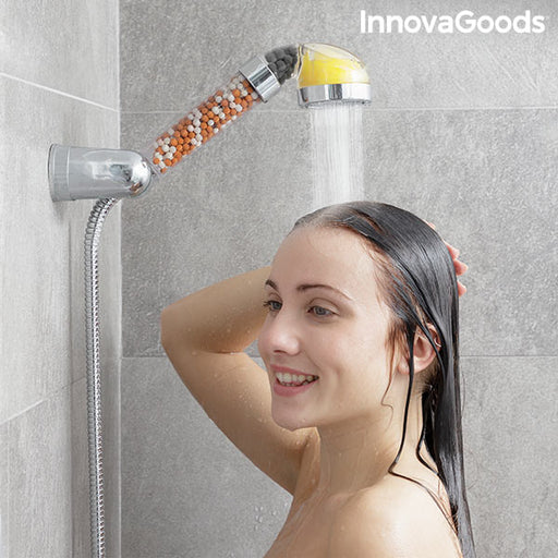 Multifunction Eco shower with Aromatherapy and Minerals Shosence InnovaGoods