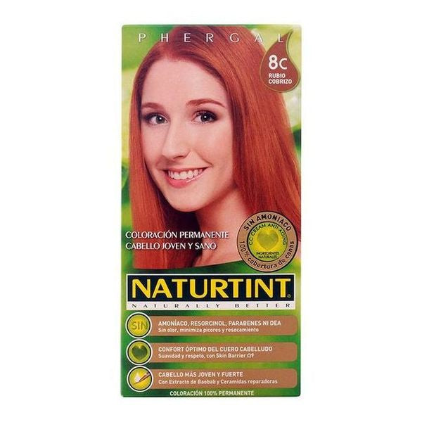 Dye No Ammonia Naturtint Naturtint Copper blonde