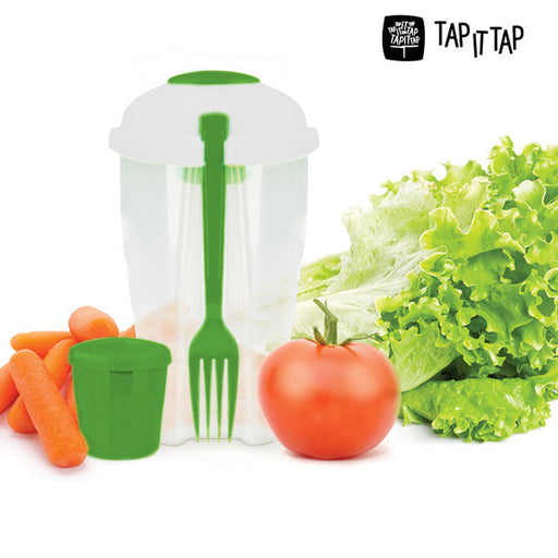 Tap It Tap Salad Cup System