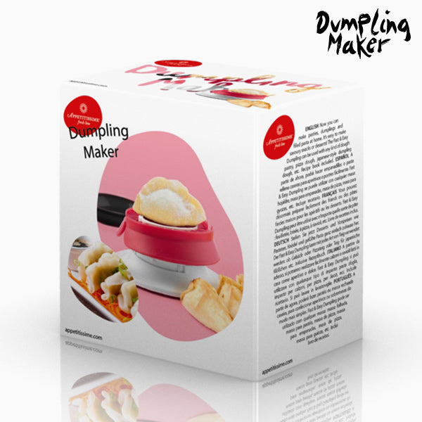 Fast & Easy Dumpling Maker Pasty and Filled Pasta Mould