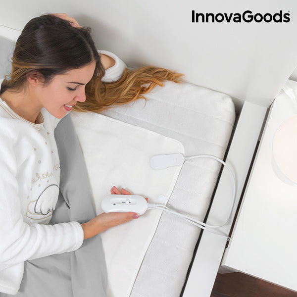 InnovaGoods Electric Blanket 80 x 150 cm