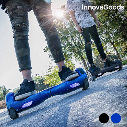 InnovaGoods Electric Hoverboard