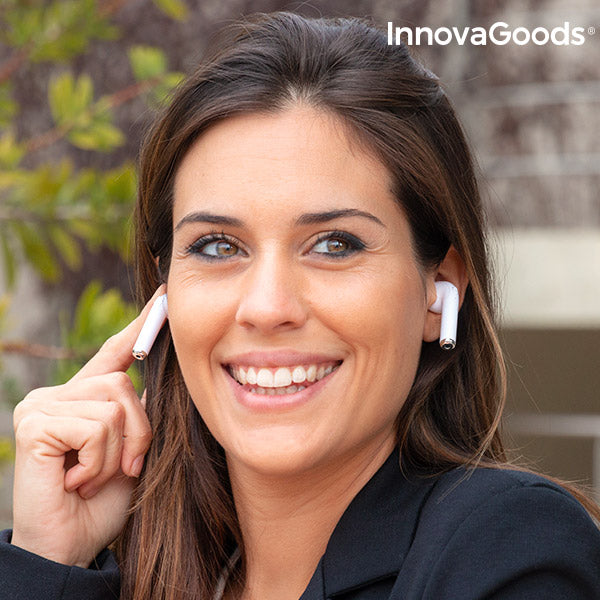 InnovaGoods SmartPods Wireless Earbuds