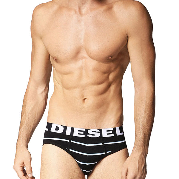 Diesel Men's Briefs 00SH05-0PAPV-191 (Pack of 3)
