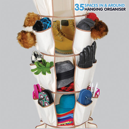 In & Around Shoe Organiser