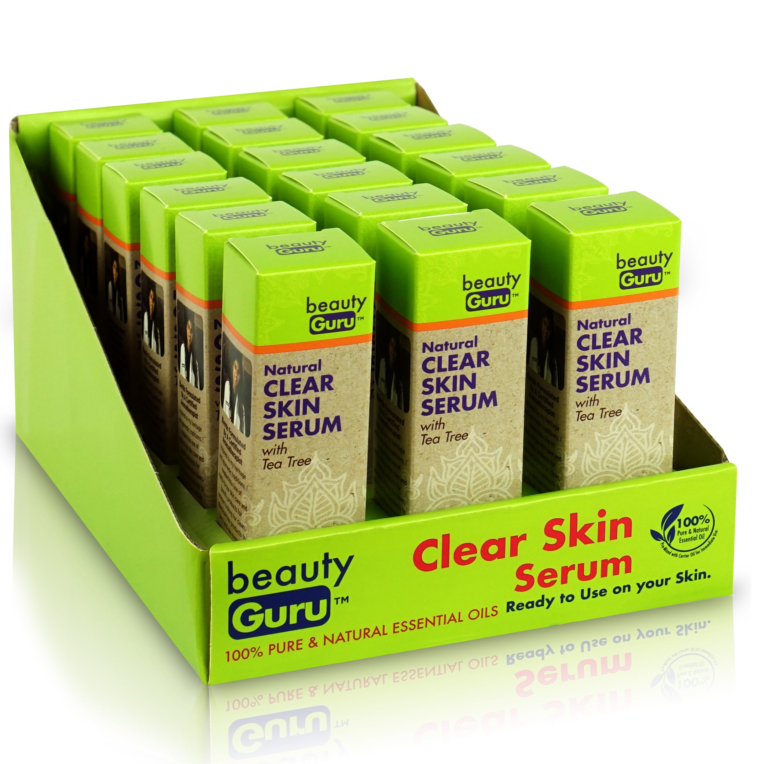 Clear Skin Serum (pack of 18)