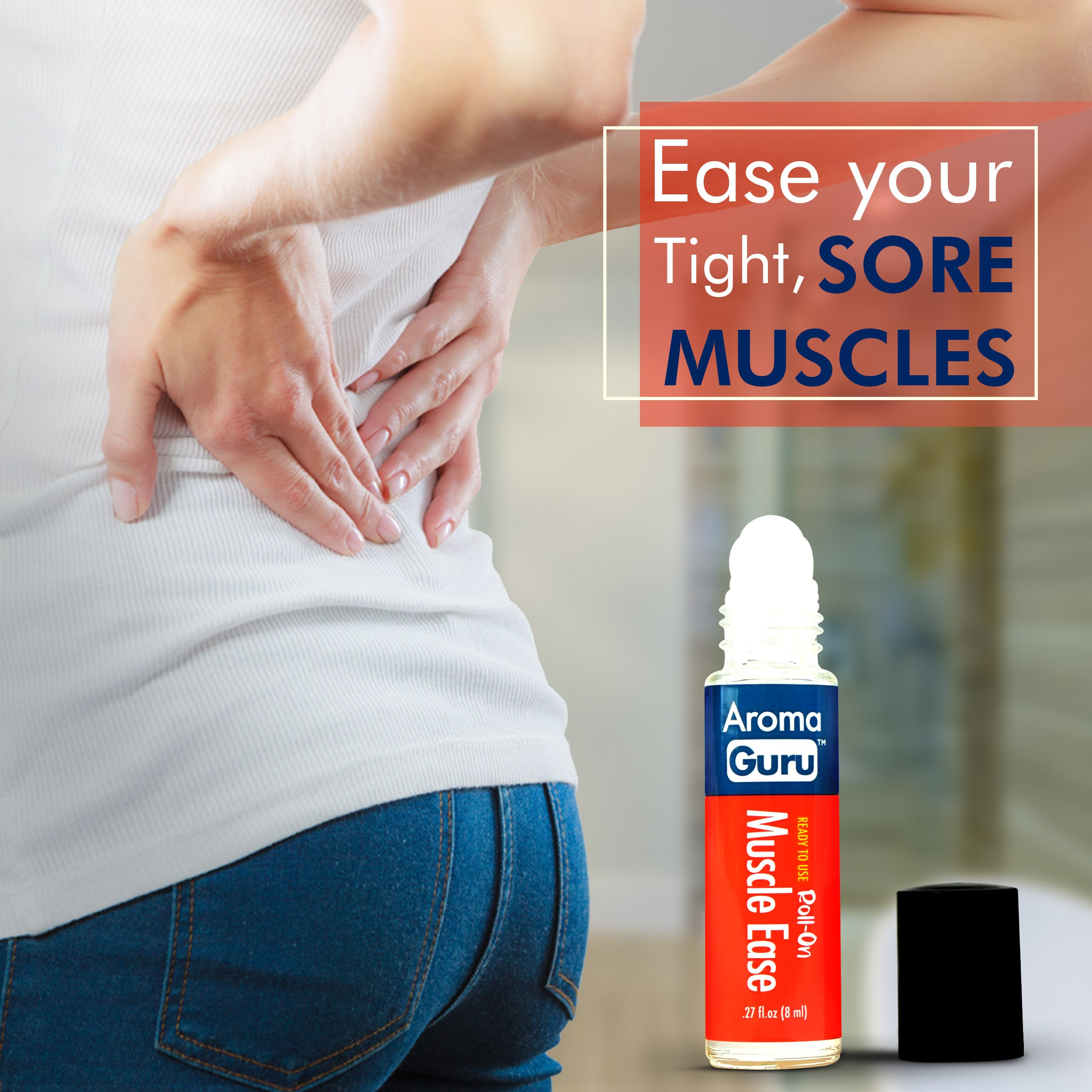 Muscle Ease Roll On (pack of 18)