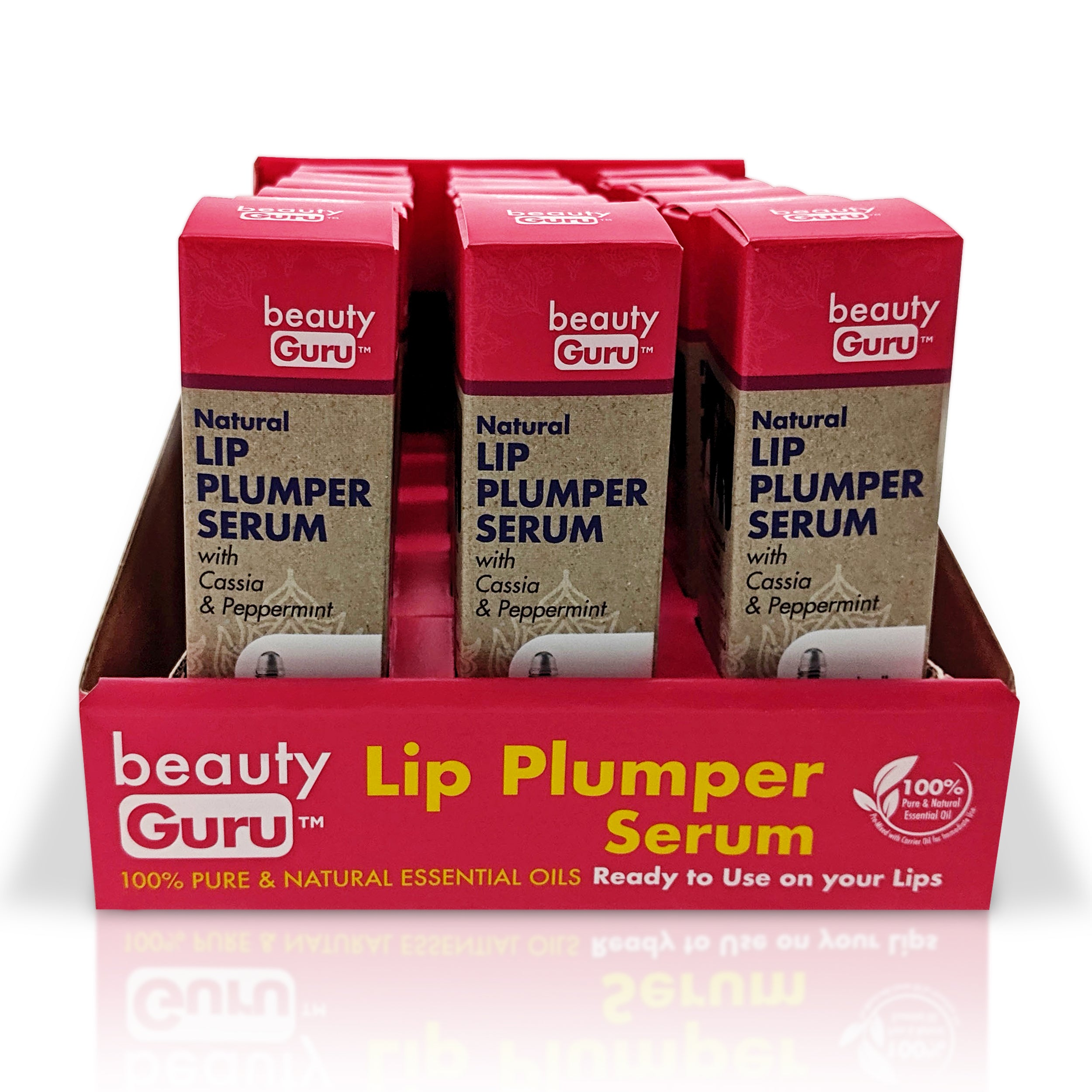 LIP Plumper Secrum (Pack of 18)