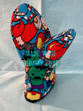 Load image into Gallery viewer, Marvel oven glove - oven mitt - pot holder