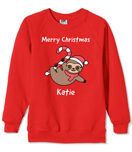 Custom Christmas Jumper