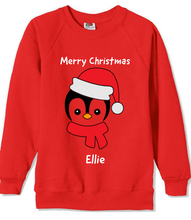 Load image into Gallery viewer, Custom Christmas Jumper