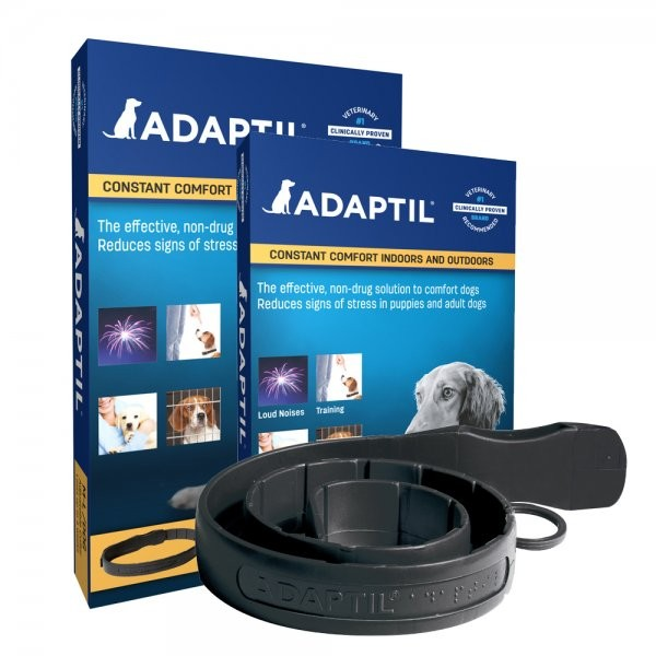 Adaptil Stress Relief Collar for Dogs Medium - Large (62.5cm)