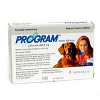 Program Gray for dogs 46.2-176lbs (21-80kgs) 6 Tablets