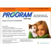 Program Orange For Small Cats 1-10lbs