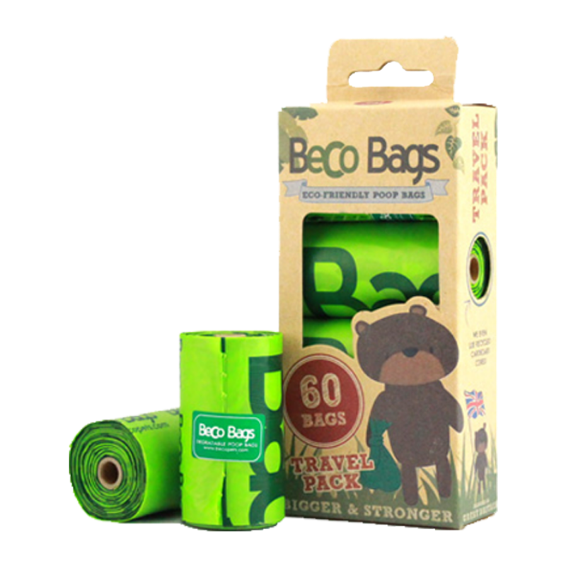 Beco Bags Travel 60pk