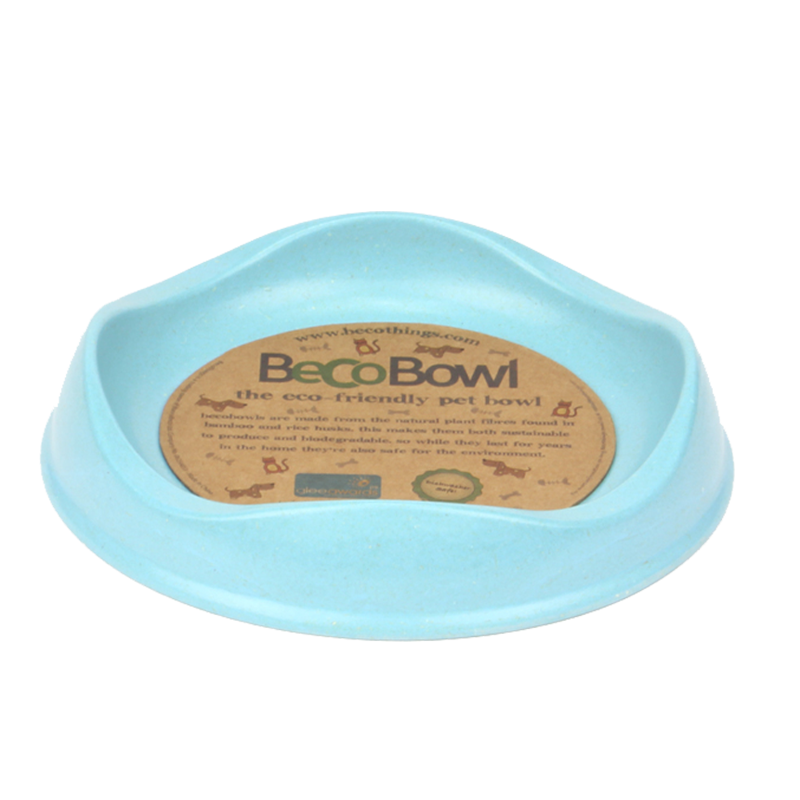 Beco Cat Bowl Blue
