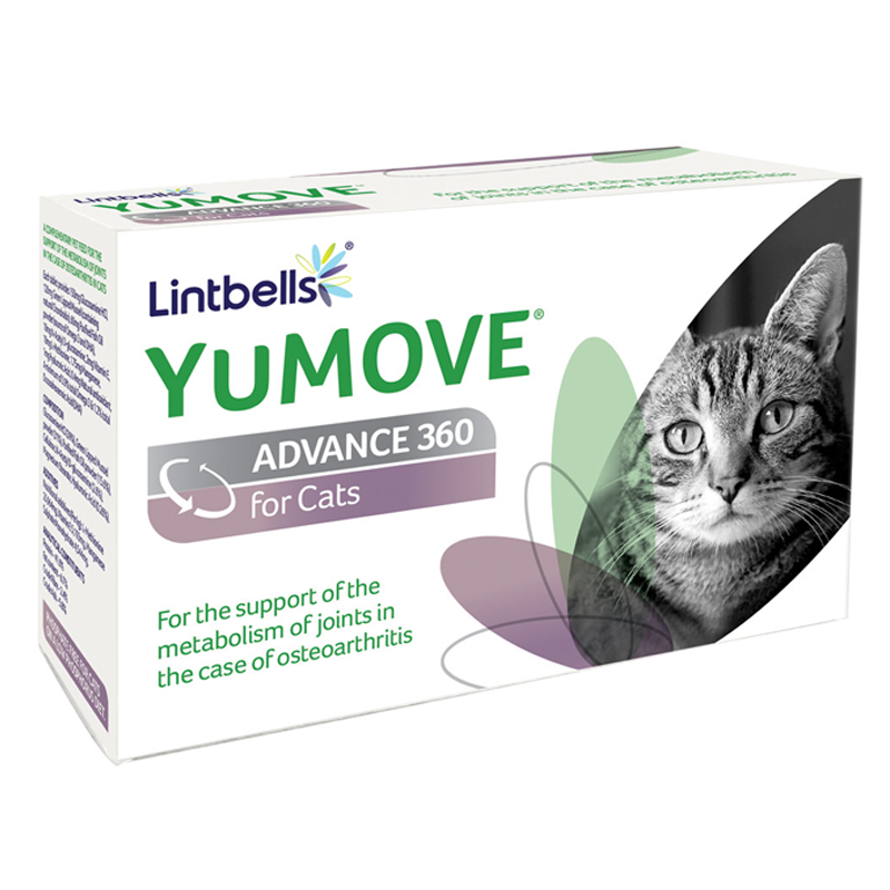 Yumove Advance 360 for Cats (60tabs)