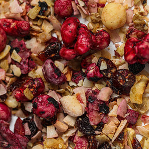RollaSnax Berry & Coconut Wild Trail Mix
