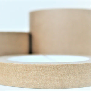 Naturally Wrapt Brown Paper Tape