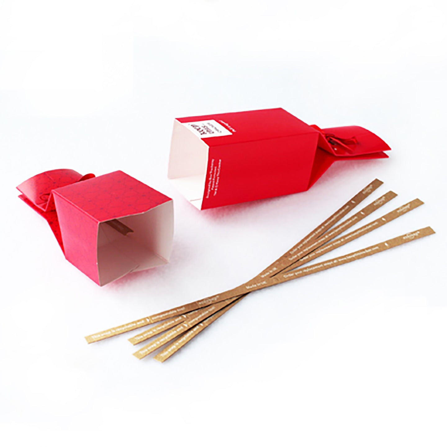 Keep This Cracker Christmas Red Reusable Eco Cracker - Single