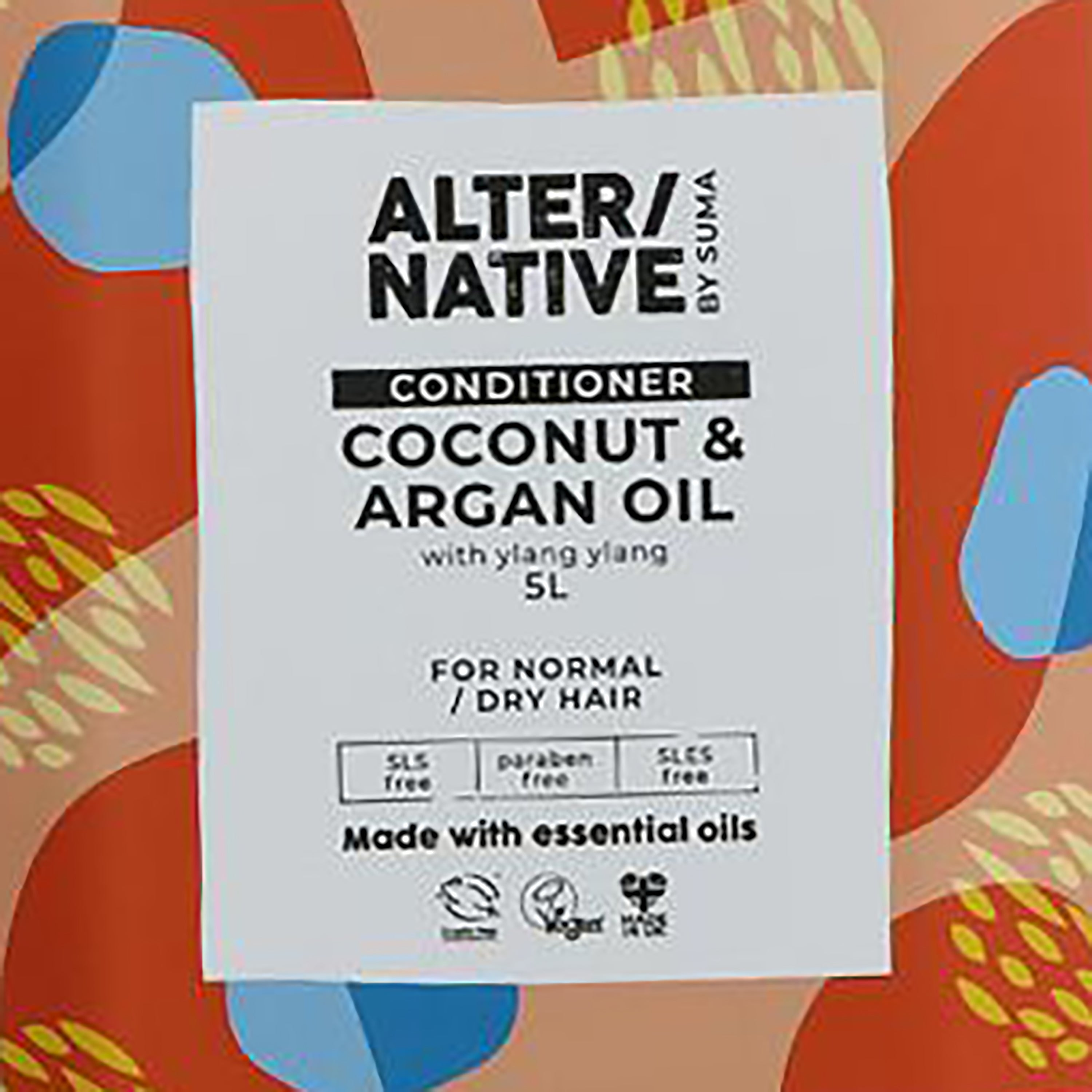 AlterNative Coconut And Argan Oil Conditioner (In Store Refill)
