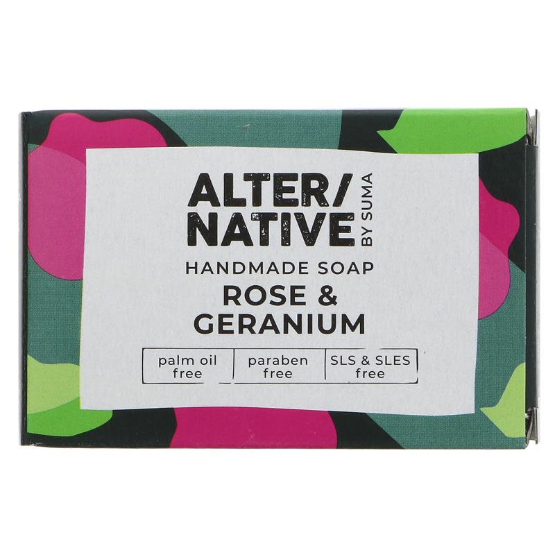 Alter/Native Rose & Geranium Conditioner Bar