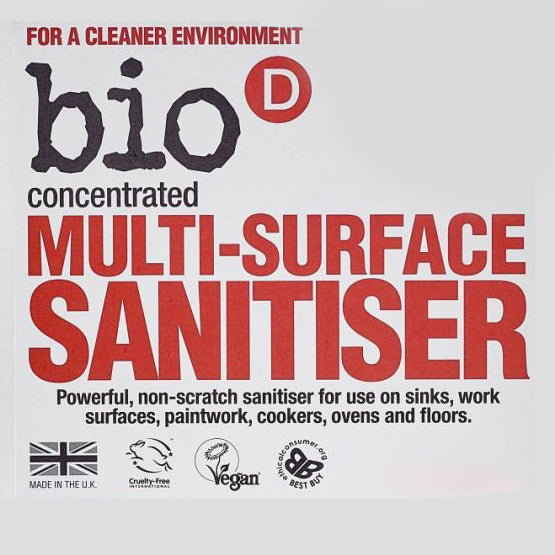 Bio D All Purpose Surface Sanitiser