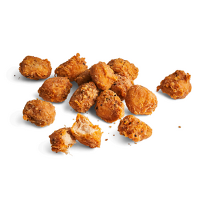 Vegan Popcorn Chicken Bites