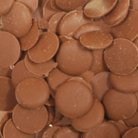 Organic Milk Chocolate Buttons