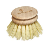 Replacement Wooden Dish Brush Head