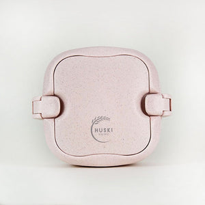 Rice Husk Lunch Box Rose