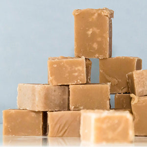 Nearys Vanilla Vegan Fudge