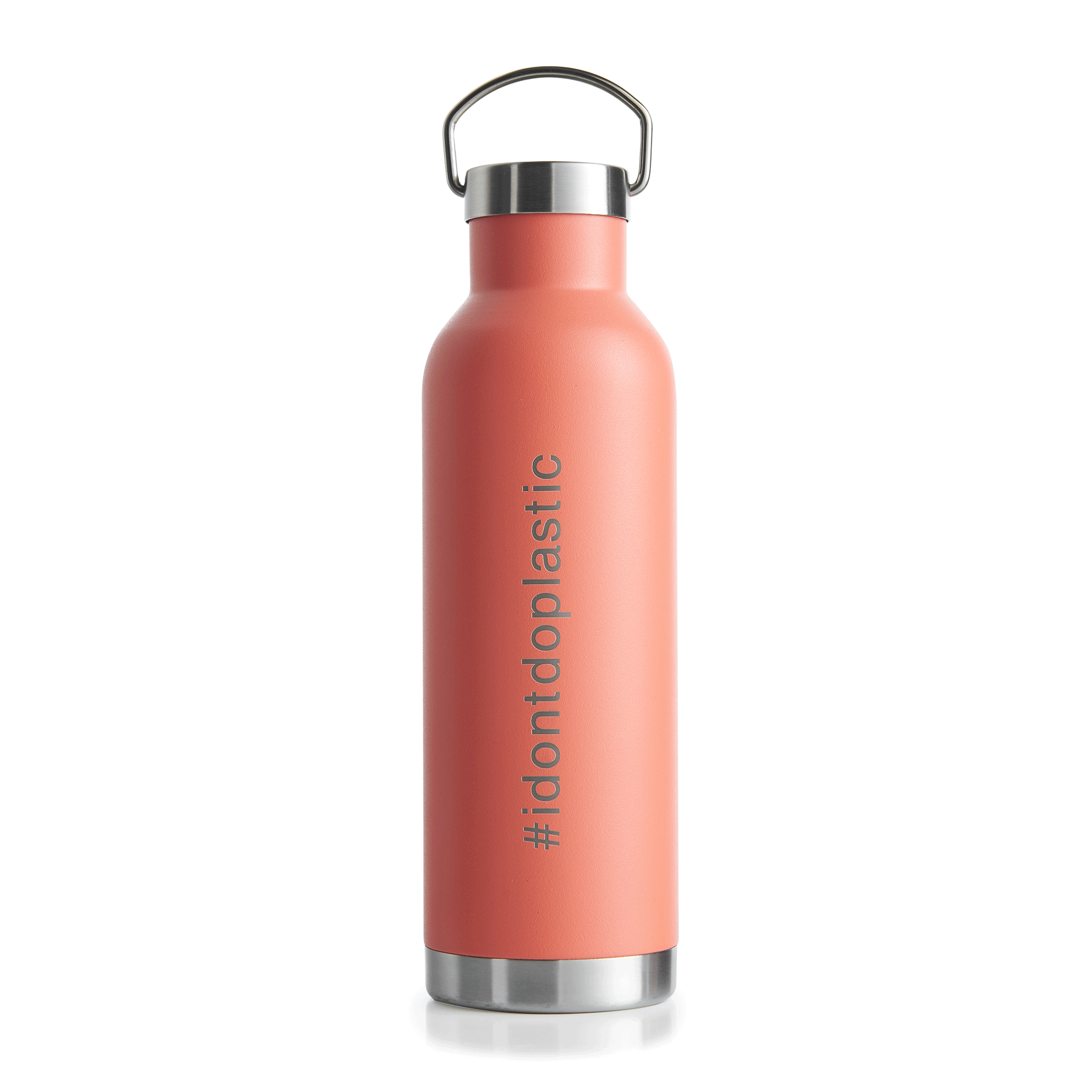 Shole Insulated Drinks Bottle  Coral