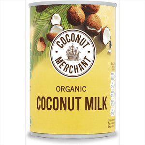 Coconut Merchant Organic Coconut Milk
