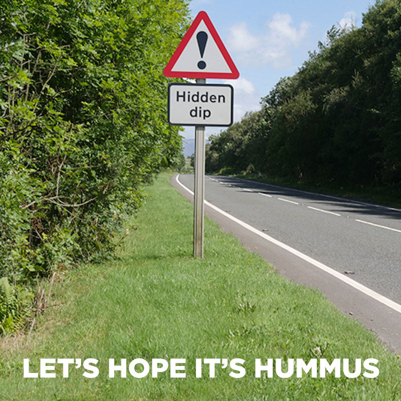 Hummus Joke Gift Card