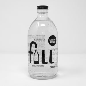 Fill Laundry Liquid Bottle (Pre-Filled)