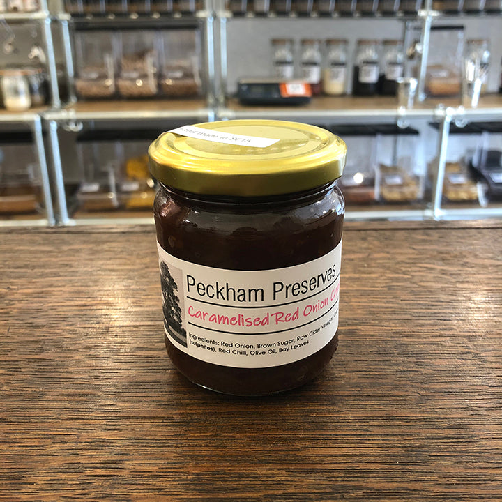 Peckham Preserves Caramelised Red Onion Chutney