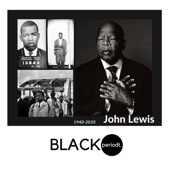 John Lewis Get in the way
