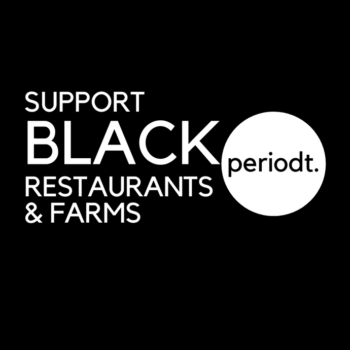Collecting List of Black owned Restaurants & Farms