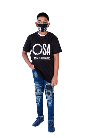 OSA Black Premium T-Shirt