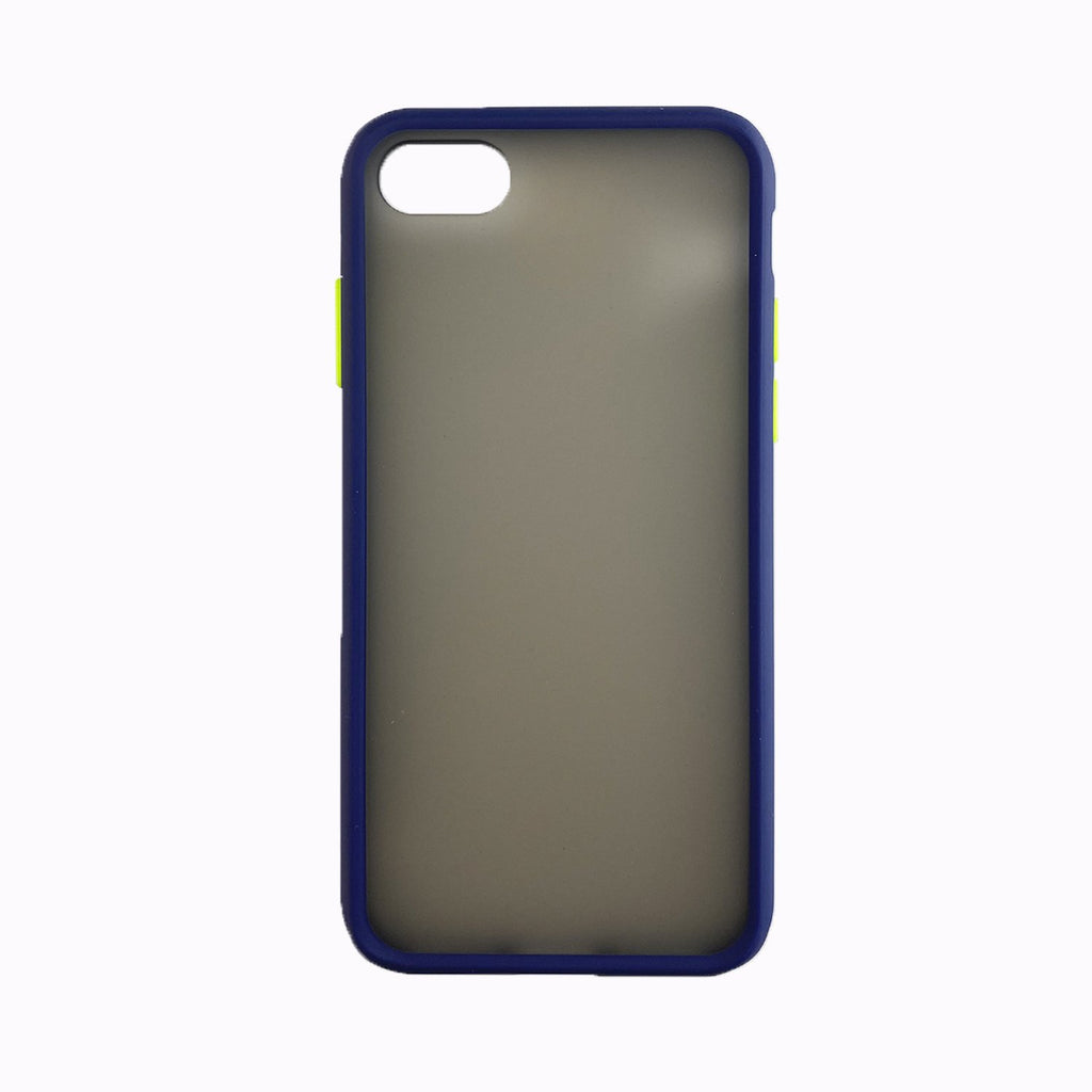 Carcasa Iphone 7 Plus / 8 Plus Transparente Mate Color Cofolk